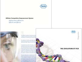Roche Brochure - Product Launch
